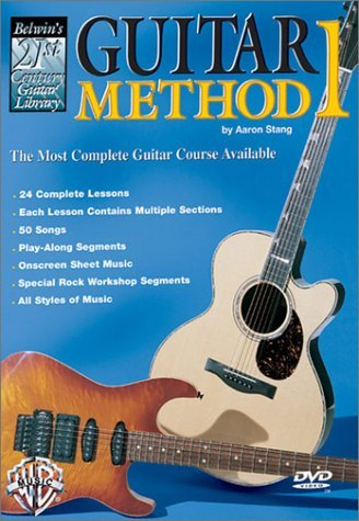 21st Century Guitar Method 1 21st Century Guitar Method 1 C845 Wbp