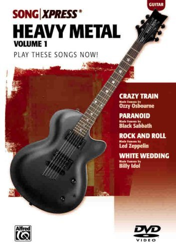 Songxpress (guitar) Vol. 1 Heavy Metal Songxpress (guitar)