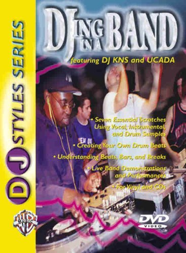 Jam Master Jay Djing In A Band