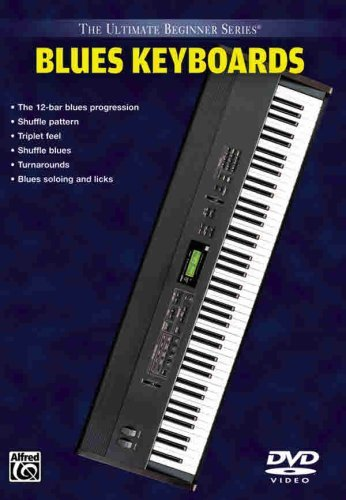Ultimate Beginner Series Blues Keyboards With Henry Bre Ultimate Beginner Series