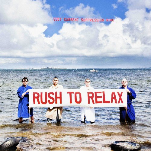 Eddy Current Suppression Ring Rush To Relax