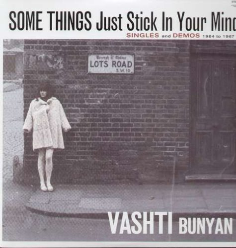Vashti Bunyan Some Things Just Stick In Your Gatefold Sleeve 2 Lp