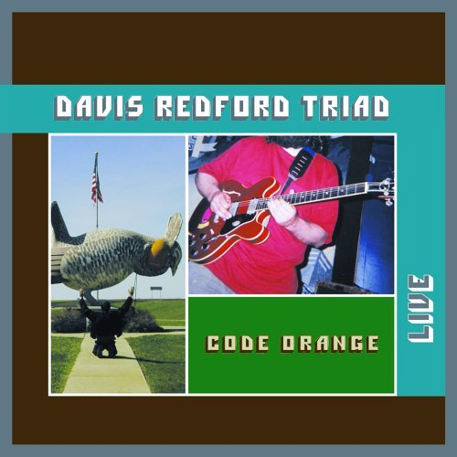 Redford Davis Triad Code Orange Lmtd Ed.