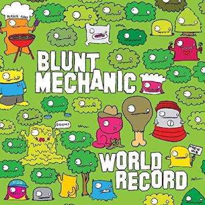 Blunt Mechanic World Record