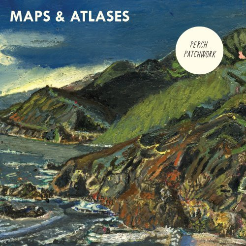 Maps & Atlases Perch Patchwork