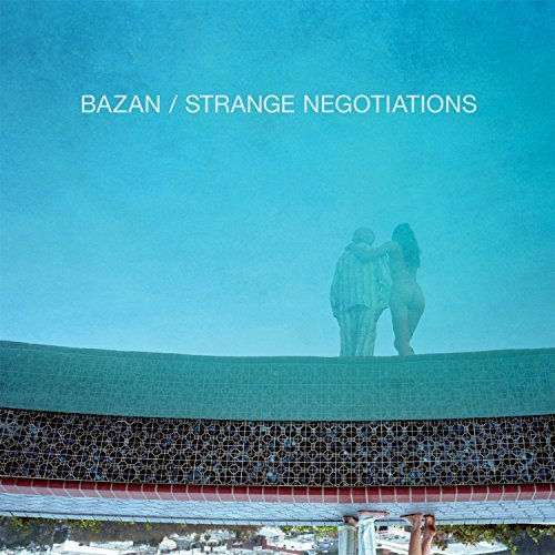 David Bazan Strange Negotiations Gatefold