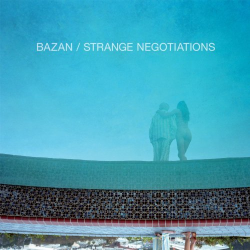 David Bazan Strange Negotiations Digipak