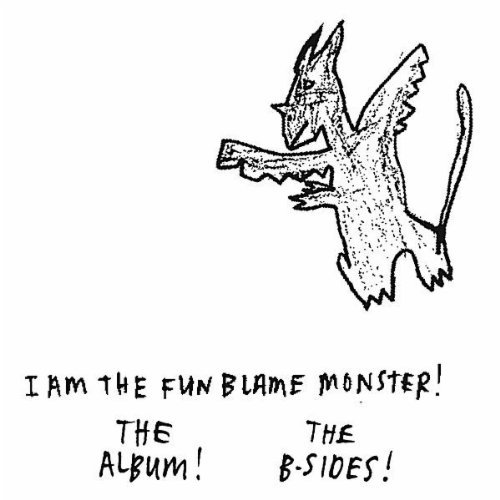 Menomena I Am The Fun Blame Monster! Incl. DVD