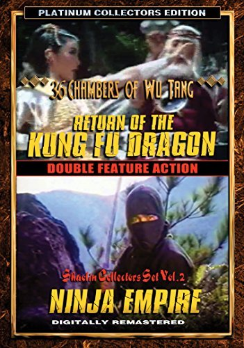 Return Of The Kung Fu Dragon N Return Of The Kung Fu Dragon N Ao