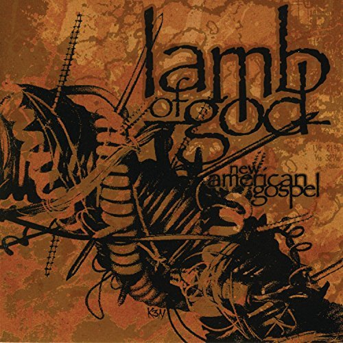 Lamb Of God New American Gospel Enhanced CD