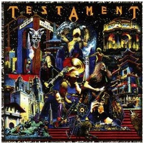 Testament Live At The Fillmore