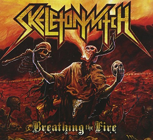 Skeletonwitch Breathing The Fire