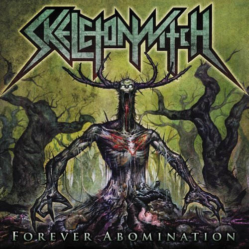 Skeletonwitch Forever Abomination