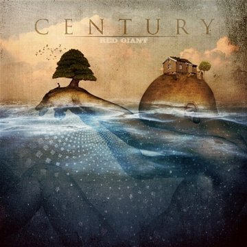 Century Red Giant Digipak