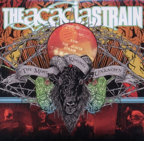 Acacia Strain Most Known Unknown Live Digipak With Pop Up Interior A