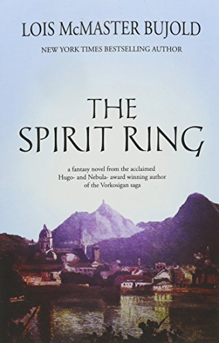 Lois Mcmaster Bujold The Spirit Ring