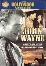 Man From Utah Sagebrush Trail John Wayne Double Feature