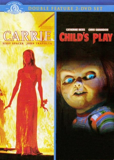 Carrie Child's Play Double Feature