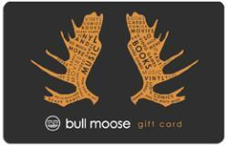 Gift Card $25 Texted Antlers