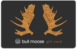 Gift Card $50 Texted Antlers