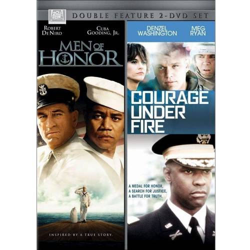 Man On Fire Courage Under Fire Double Feature
