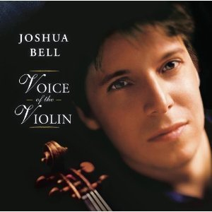 Joshua Bell Voice Of The Violin CD DVD