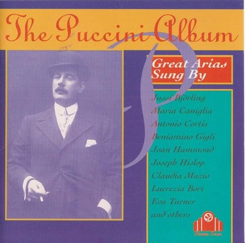 G. Puccini The Puccini Album