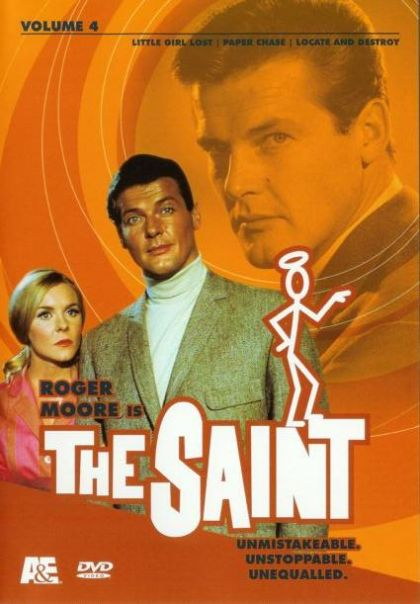 The Saint Vol. 4