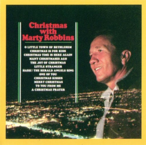 Marty Robbins Christmas With Marty Robbins
