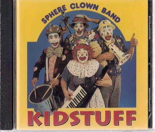 Sphere Clown Band Kidstuff
