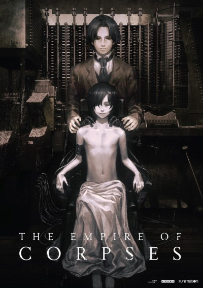 Project Itoh Empire Of Corpses Project Itoh Empire Of Corpses Blu Ray Nr