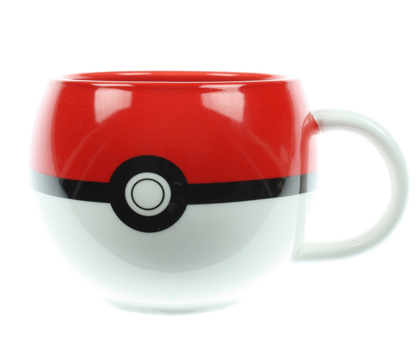 Molded Mug Pokeball
