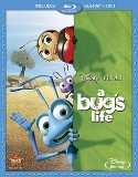 Bug's Life Disney Blu Ray DVD G