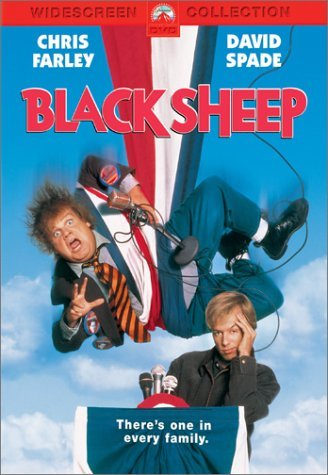 Black Sheep (1996) Farley Spade Matheson Busey DVD Pg13