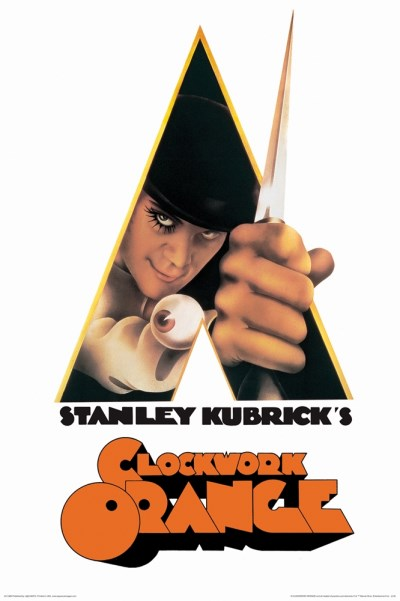 Poster Clockwork Orange Classic