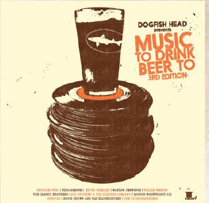 Dogfish Head Music To Drink Beer To Vol. 3 150g Vinyl Quantity 2000