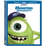 Monsters University Disney Blu Ray Dc G