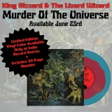 King Gizzard & The Lizard Wizard Murder Of The Universe (blood Pool Blue Vinyl) Indie Exclusive Ltd To 3000