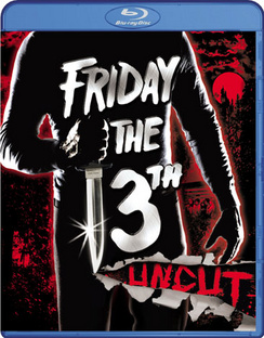 Friday The 13th Palmer Bacon King Taylor Blu Ray Unrated