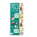Note Pals Sticky Tabs Savory Sushi