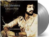 Cat Stevens Collected (silver Vinyl) Limited Silver 180 Gram Audiophile Vinyl