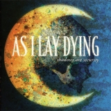 As I Lay Dying Shadows Are Security (blue Yellow Vinyl) Ltd To 1500 In The Us.