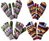 Gloves Nepal Wool Lined Kangaroo