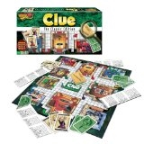 Board Game Clue Classic Edition