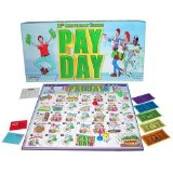 Board Game Pay Day Classic Edition