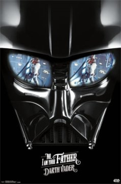 Poster Star Wars I Am Your Father
