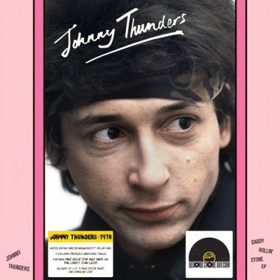 Johnny Thunders Daddy Rollin' Stone Ep Daddy Rollin' Stone