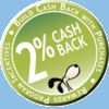 2percent Cash Back