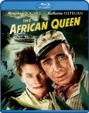 The African Queen Bogart Helburn Blu Ray Nr