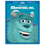 Monsters Inc. Disney Blu Ray Dc G